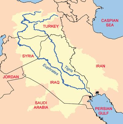 Tigris - Euphrates