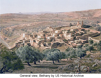 General view, Bethany by US Historical Archive