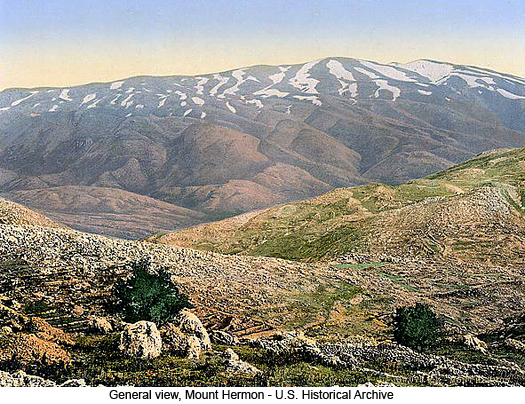 Mount Hermon - US Historical Archive