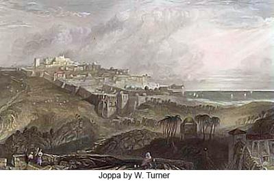 Joppa by W. Turner