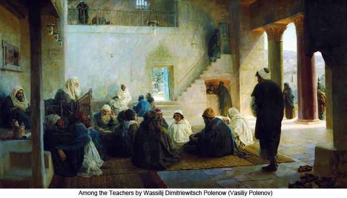 School Days In Nazareth