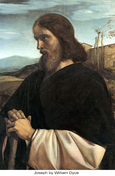 Joseph by William Dyce