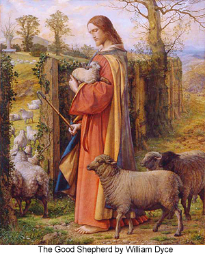 The Good Shepherd by William Dyce