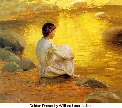Golden Dream by William Lees Judson