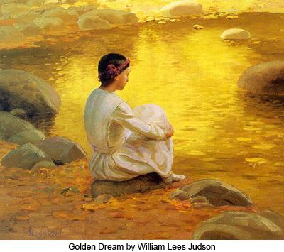 Golden Dream by William Lees Judson