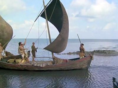 Zebedee boat
