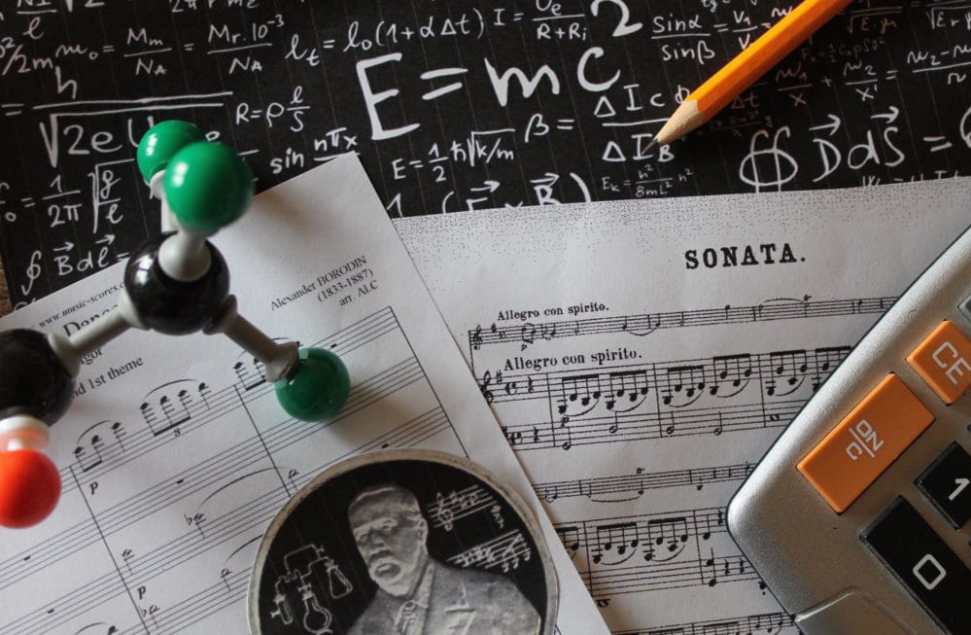 Science, Music + Religion