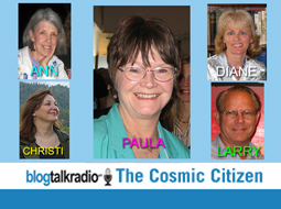 Cosmic Citizen Radio Show