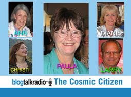 Cosmic Citizen Radio Show