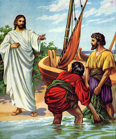 James, John and Jesus
