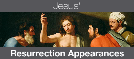 Jesus' Resurrection Appearances