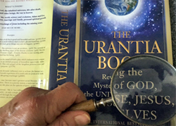 Search The Urantia Book
