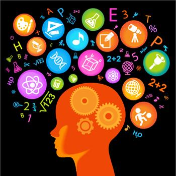 math, science, literature, music