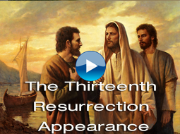 The Thirteenth Resurrection Appearance by Del Parson