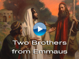 Two Brothers from Emmaus by Mike Malm