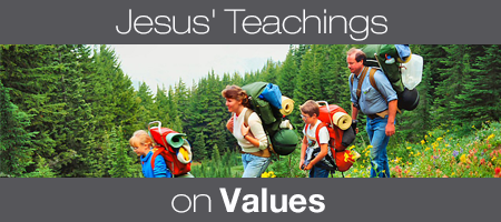 Jesus' Teachings on Values